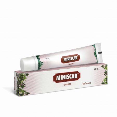 miniscar cream