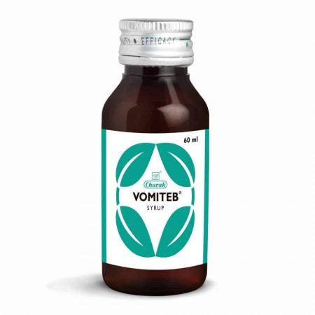 Vomiteb Syrup Online from charak