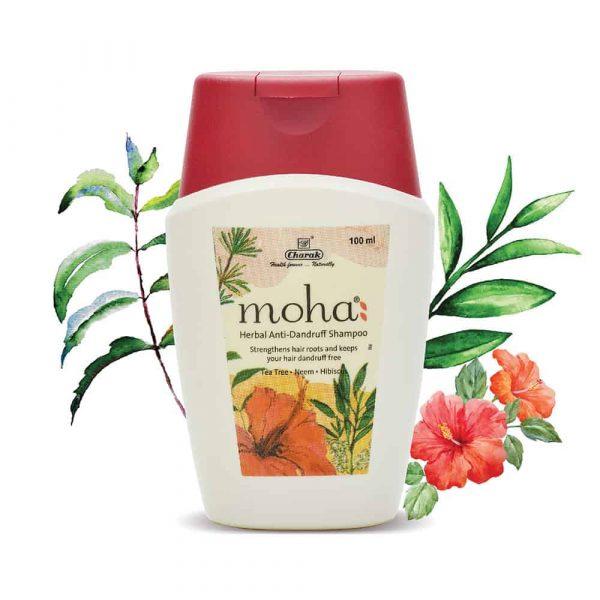 Moha Herbal Shampoo