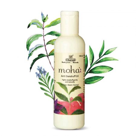 Moha Anti-dandruff oil