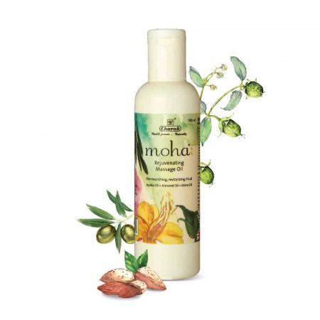Rejuvenating Massage Oil