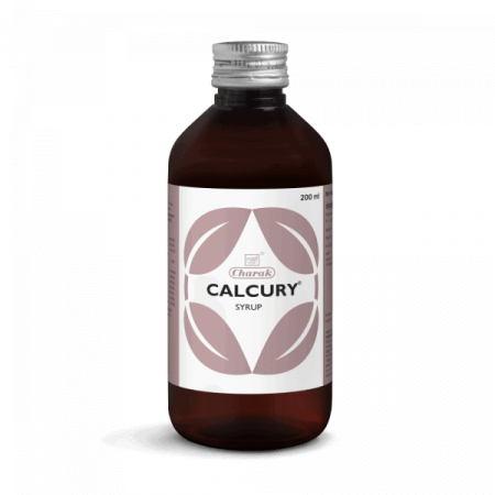 Calcury Syrup Online From Charak