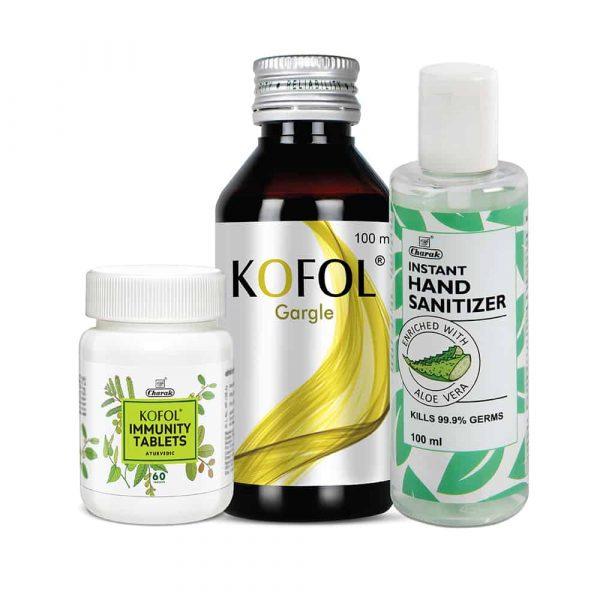 Kofol Immunity Kit