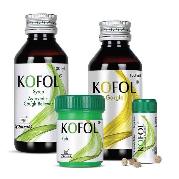 Kofol winter products