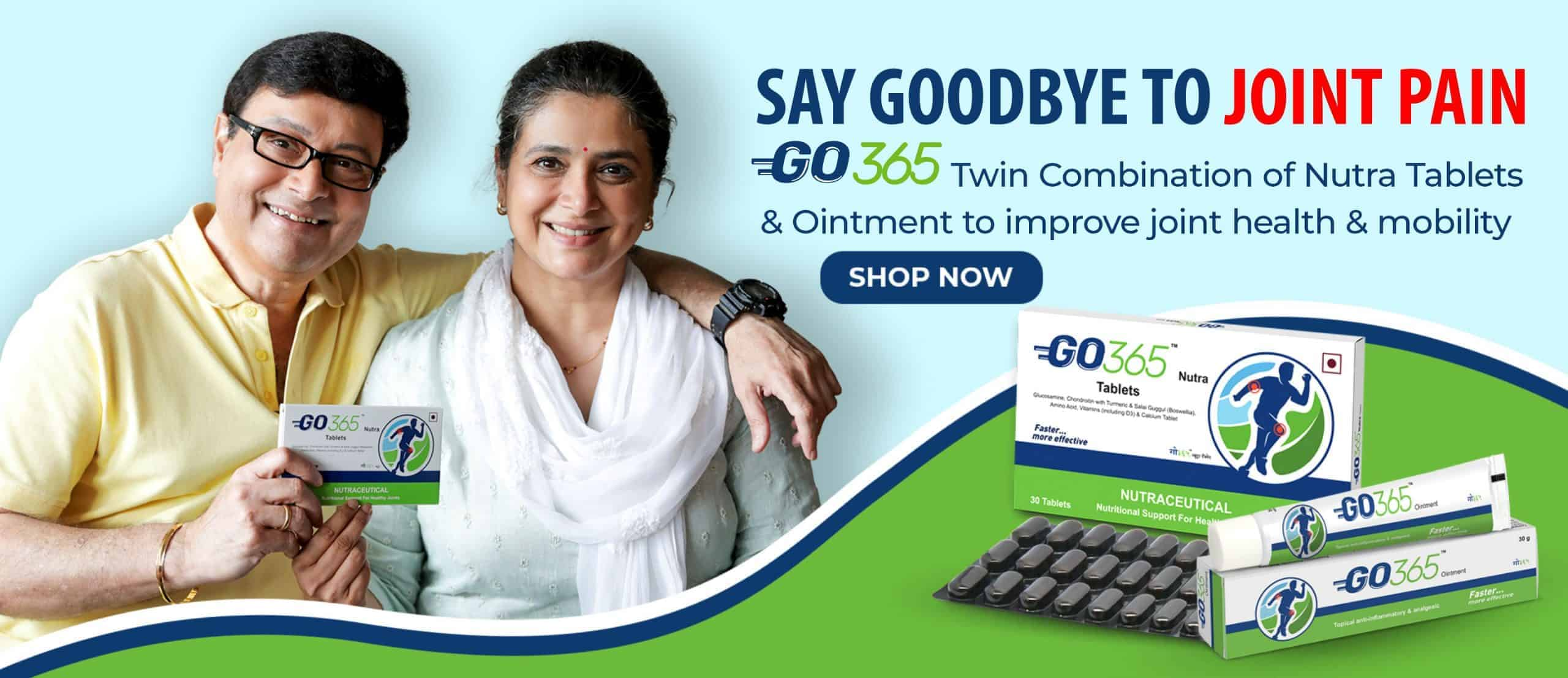Go365 Nutra Tablets